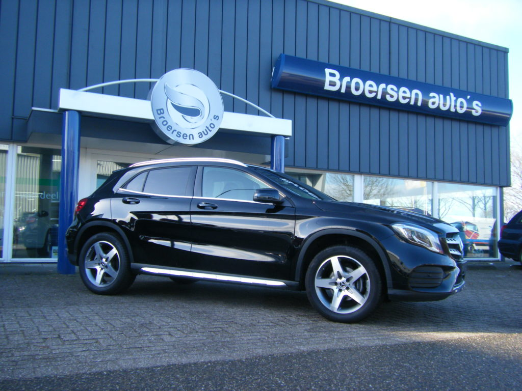 Mercedes GLA 200 157 KW AMG-LINE AUTOMAAT
